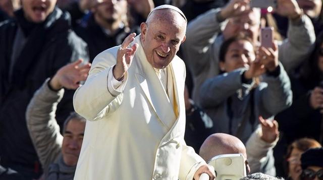 Audiência: missa não é espetáculo para foto, é o encontro com Cristo diz Papa Francisco