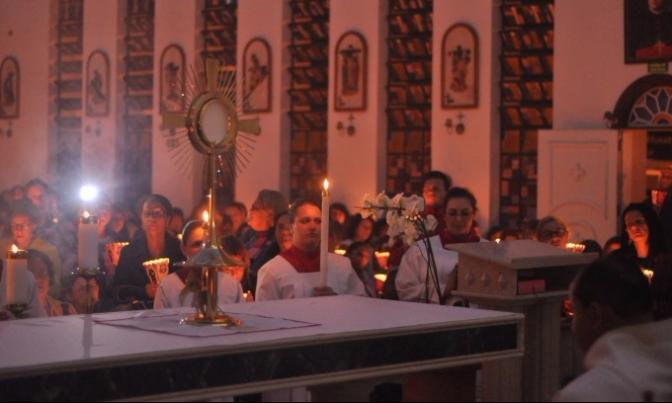 16º Congresso Nacional da Divina Misericórdia – Santuário da Divina Misericórdia / Curitiba-PR