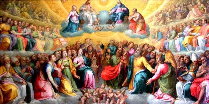 01/11: Solenidade de todos os Santos – Conheça a origem desta solene festa