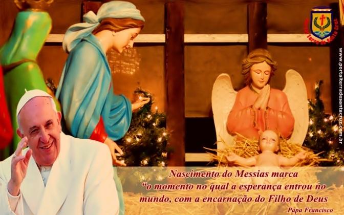 Saiba como preparar o presépio por etapas na sua casa e a importância do mesmo explicada pelo Papa Francisco