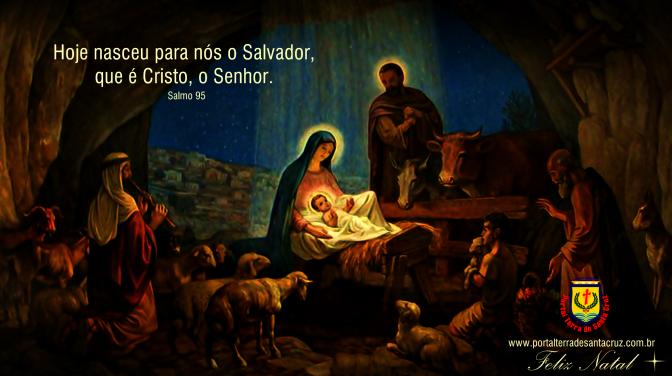 """Solenidade do Natal do Senhor: Missa da Noite – """"Nasceu para nós o Salvador"""""""
