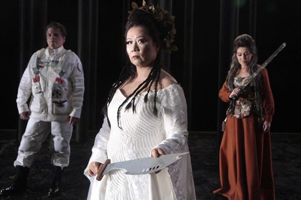 Produção da Fundação Clóvis Salgado é eleita a melhor ópera de 2017