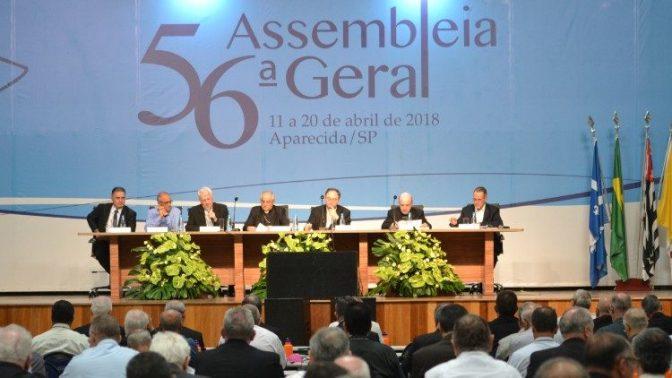 Conclui-se a 56ª Assembleia Geral da CNBB: mensagem dos bispos