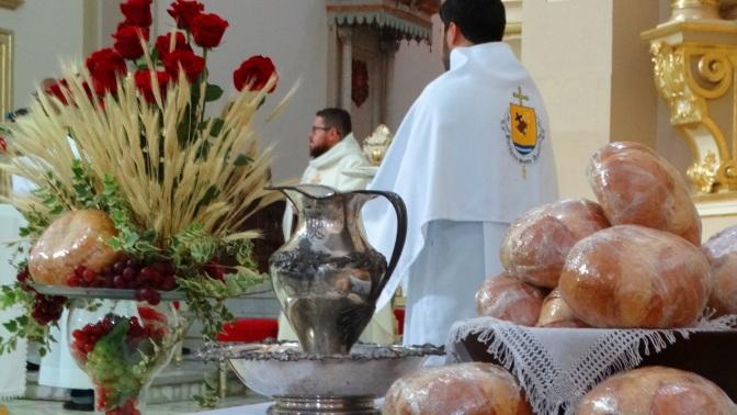 Semana Santa 2018 – Celebração da Santa Ceia do Senhor – Lava Pés