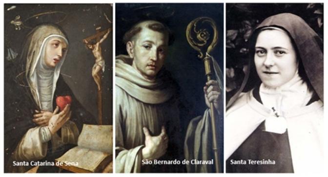 Cruzadas: Deus queria e muitos santos também!