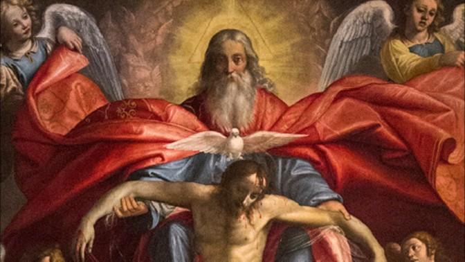Reflexão para a Solenidade da Santíssima Trindade