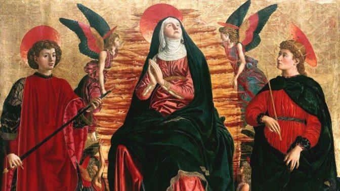 Reflexão para a Solenidade da Assunção de Nossa Senhora